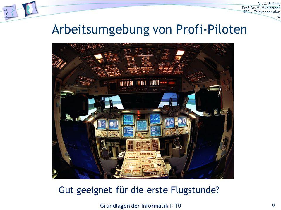 Dr.G. Rößling Prof. Dr. M.