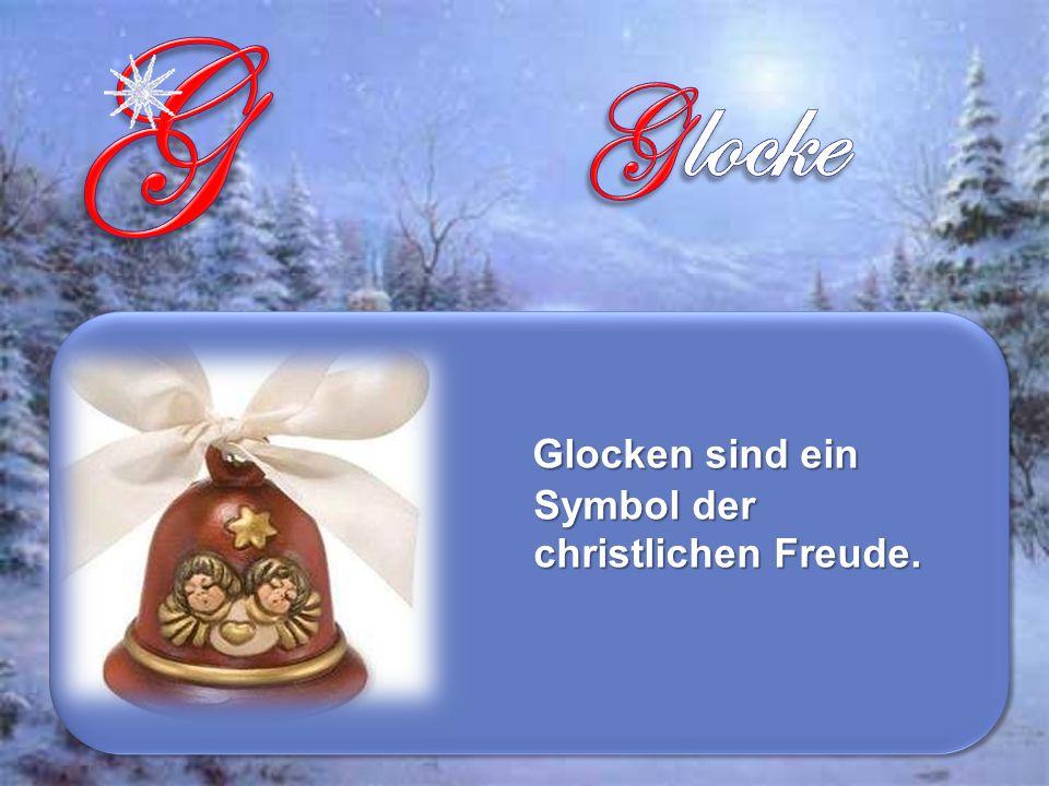 Glocken sind ein Symbol der christlichen Freude.
