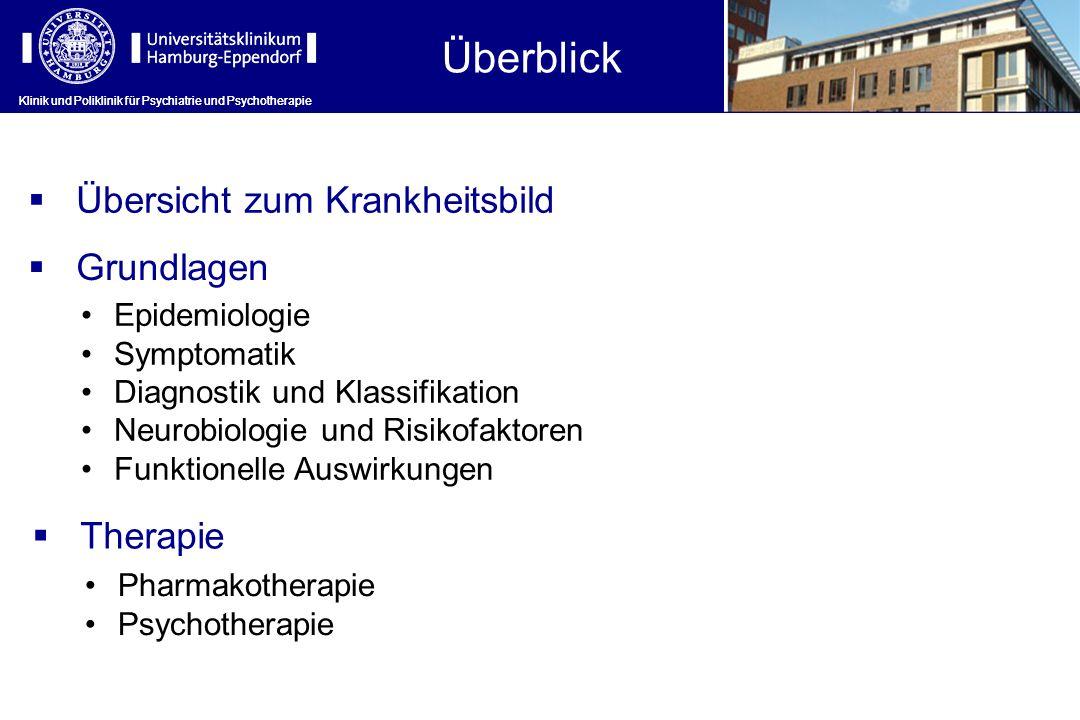Klinik und Poliklinik für Psychiatrie und Psychotherapie Grundlagen: Diagnostik und Klassifikation Klinik und Poliklinik für Psychiatrie und Psychotherapie