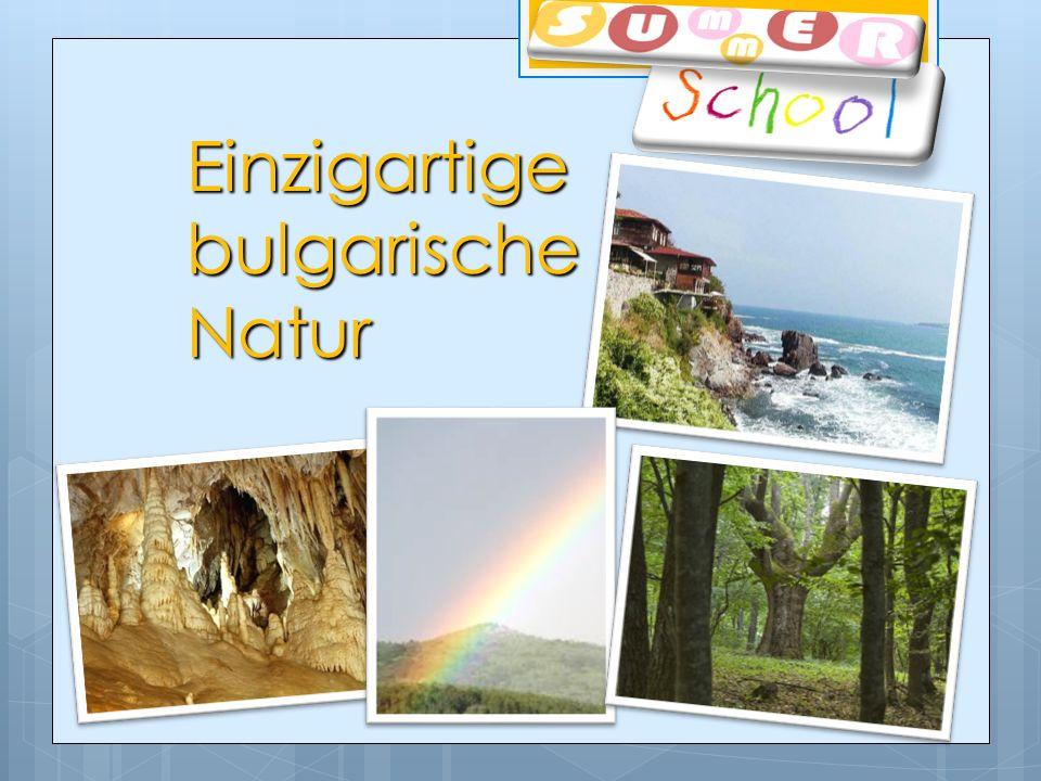 Einzigartige bulgarische Natur