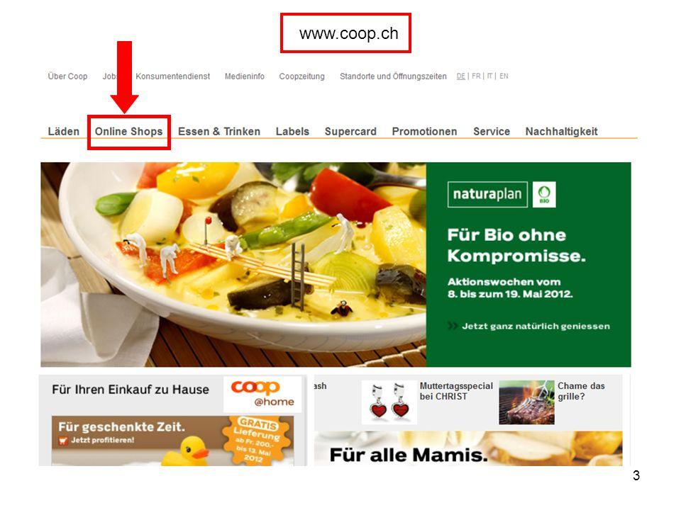 3 www.coop.ch