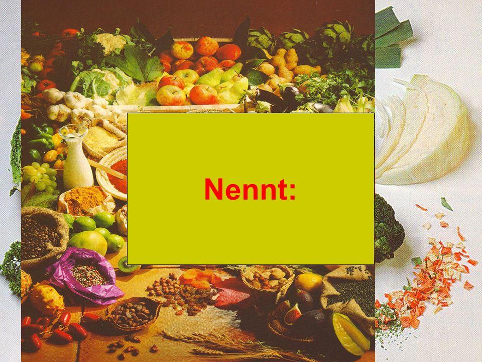 Nennt: