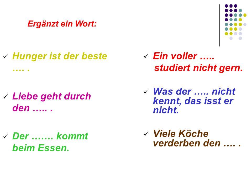 Das Lehrbuch Sprechen Sie Deutsch.