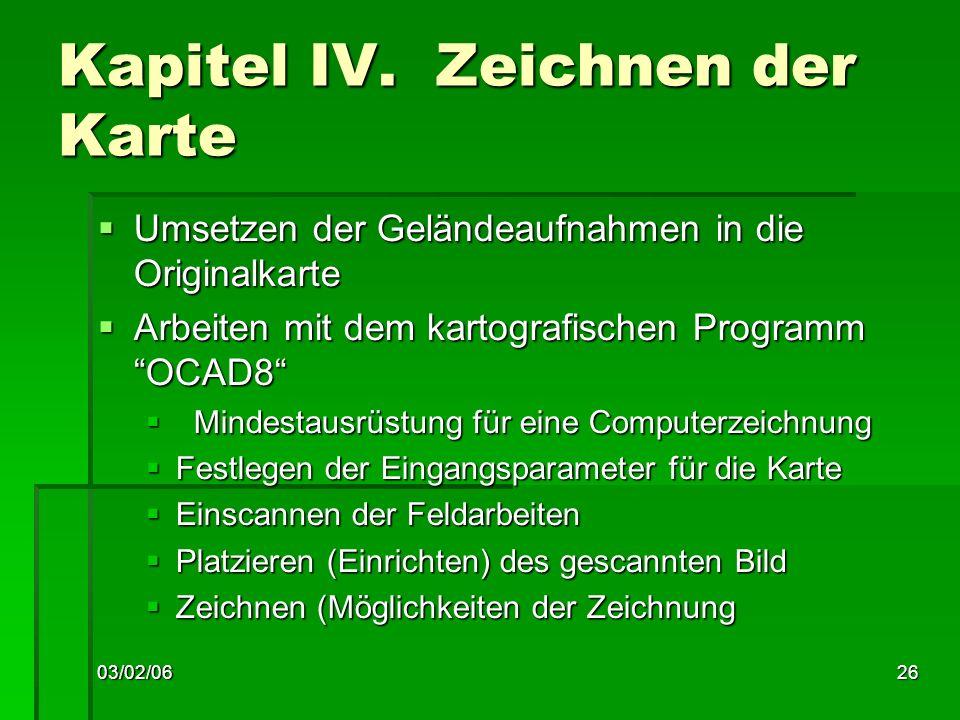 03/02/0626 Kapitel IV.
