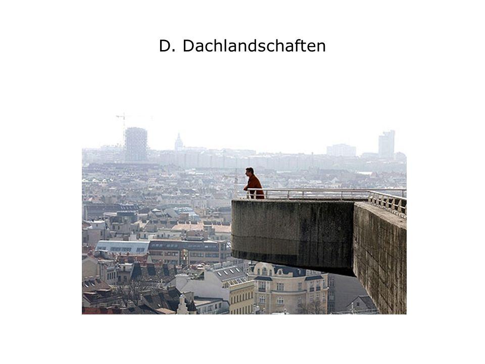 D. Dachlandschaften