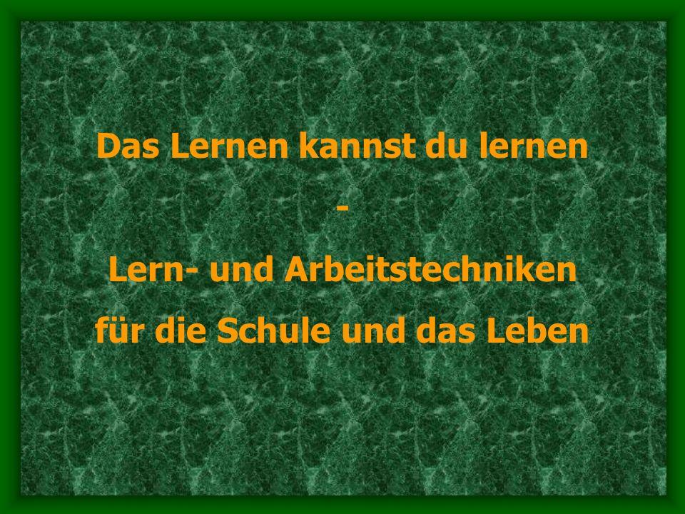 Zum Beispiel Deutsch: Rechtschreibung Fehler sind wertvoll : Arbeite vor allem mit deinen Fehlerwörtern.