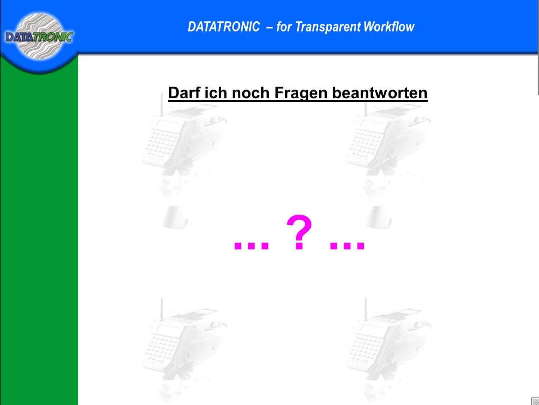 Referenzliste DATATRONIC DATATRONIC – for Transparent Workflow VORHANGNÄHEREI: In den Filialen werden die Vorhangstücke kundenspezifisch abgeschnitten