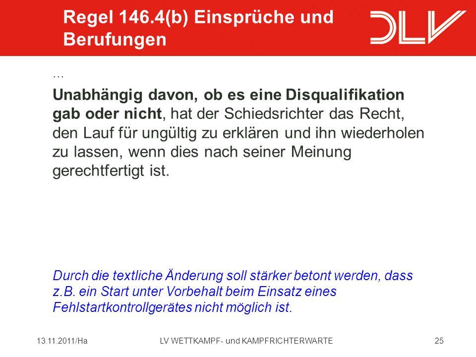 2513.11.2011/HaLV WETTKAMPF- und KAMPFRICHTERWARTE...