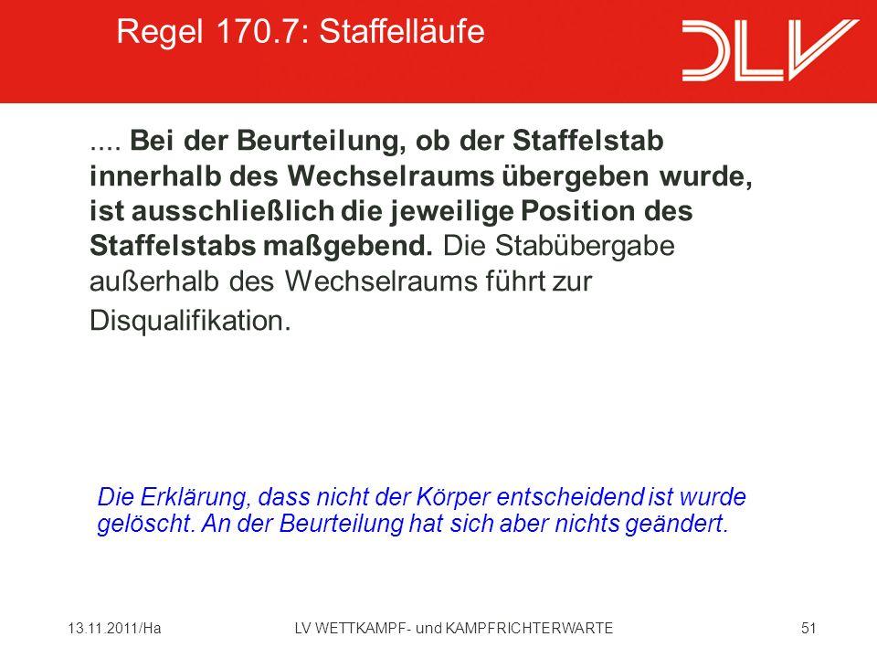 5113.11.2011/HaLV WETTKAMPF- und KAMPFRICHTERWARTE....