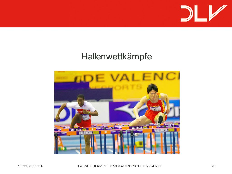 9313.11.2011/HaLV WETTKAMPF- und KAMPFRICHTERWARTE Hallenwettkämpfe