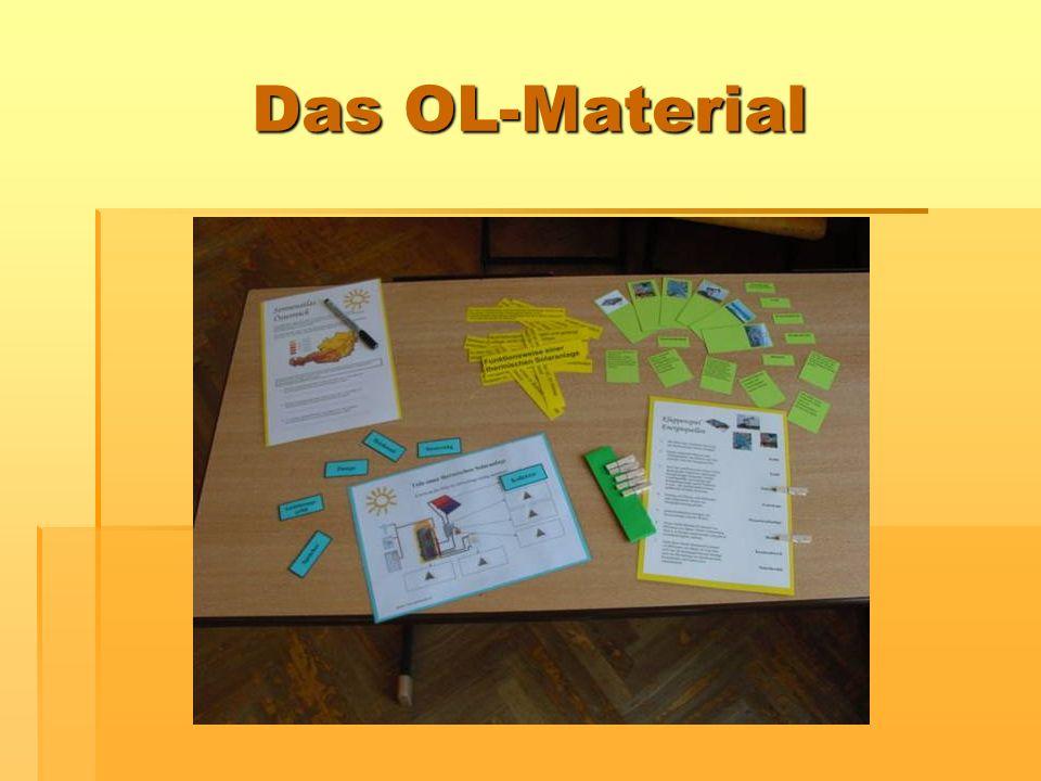Das OL-Material