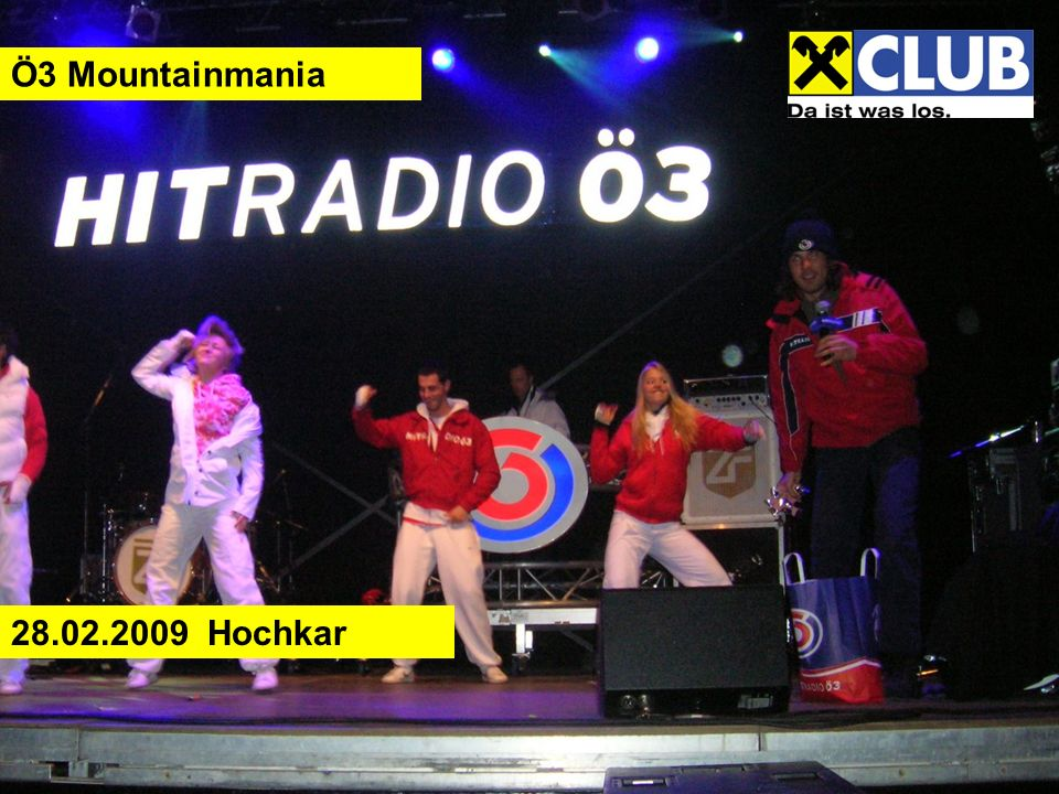 26.03.2009 Ermäßigung für alle Raiffeisen Club-Mitglieder.