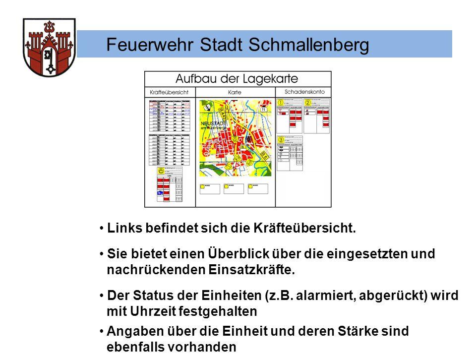 Feuerwehr Stadt Schmallenberg Wann sie die Einsatzstelle erreicht haben.