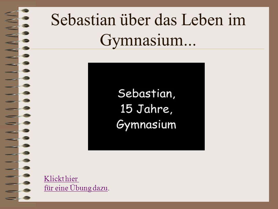 Im Gymnasium