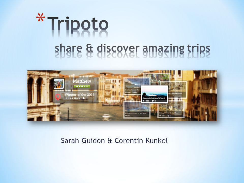 * Konzentriert sich auf die Reiseplanung * Menschen schreiben ihre Reiseberichte * Tauschbörse: * Ideen & ganze Reiserouten