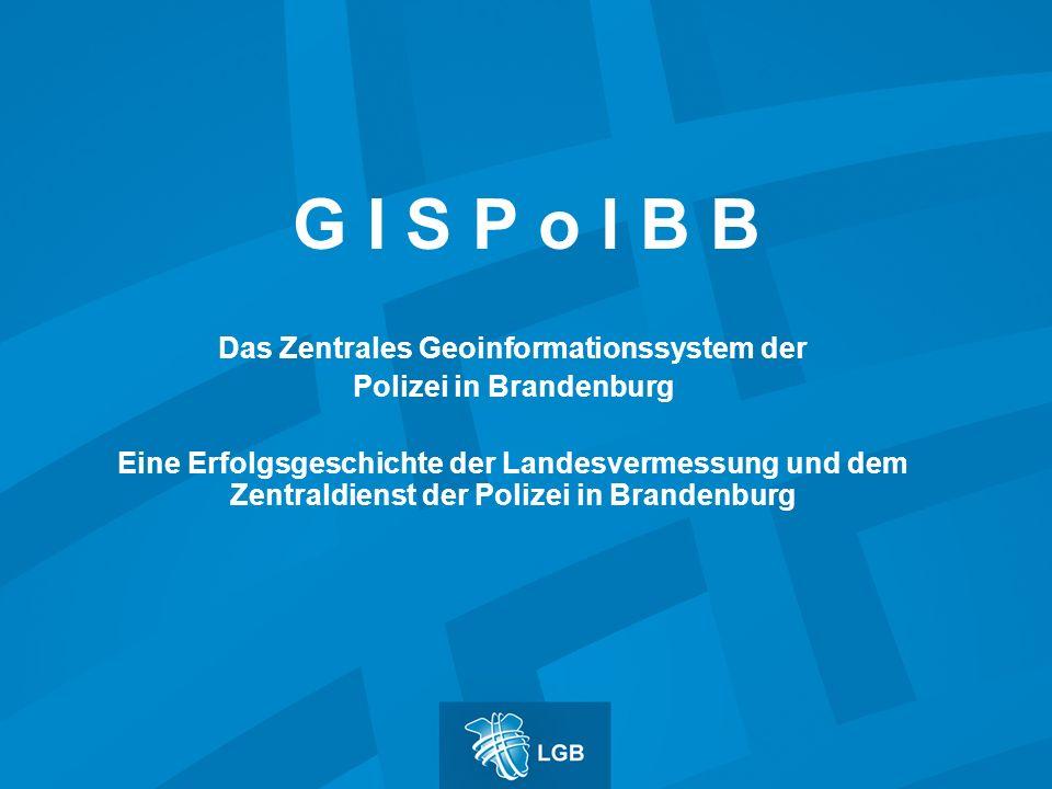 2 27.03.2014Referent: Thomas RotheDezernat: 42 Was ist GISPolBB.