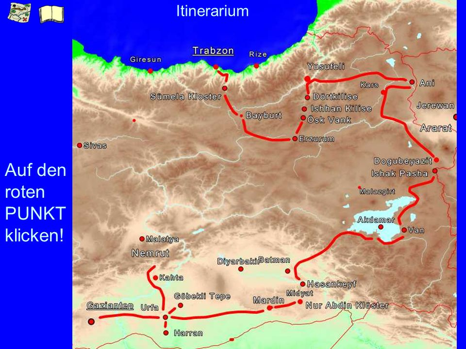 Aghtamar – Landung Google Karte