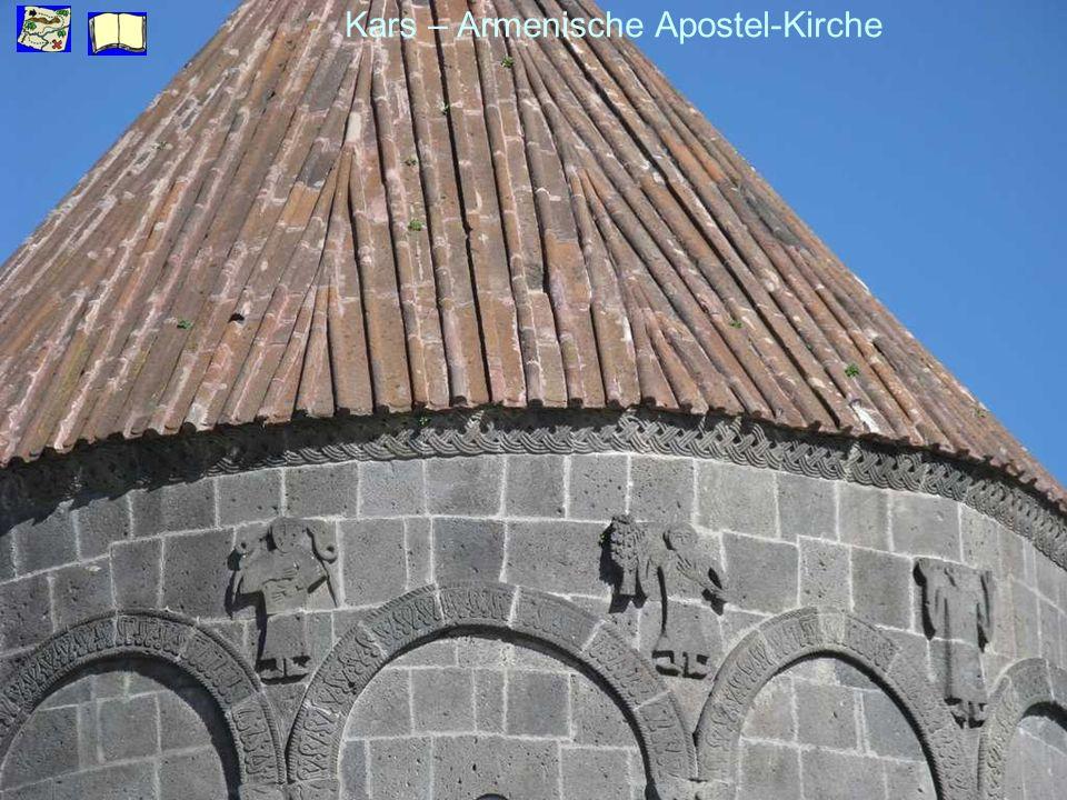 Kars – Armenische Apostel-Kirche