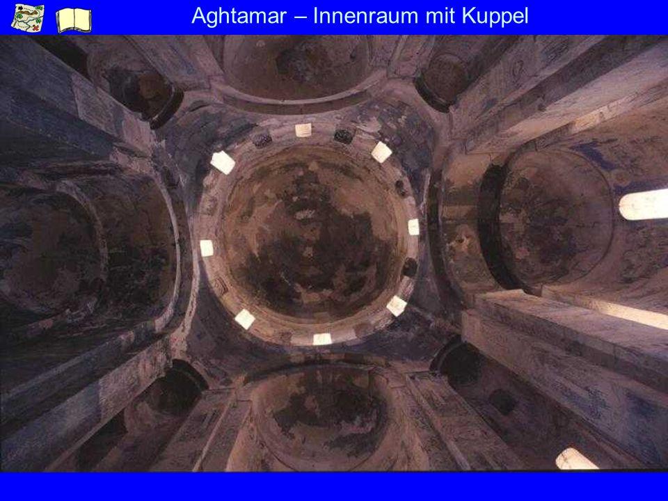 Aghtamar – Innenraum mit Kuppel