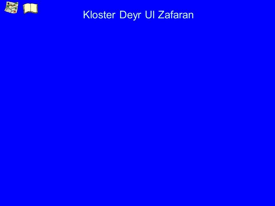 Kloster Deyr Ul Zafaran