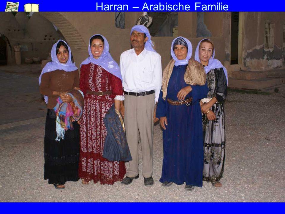 Harran – Arabische Familie