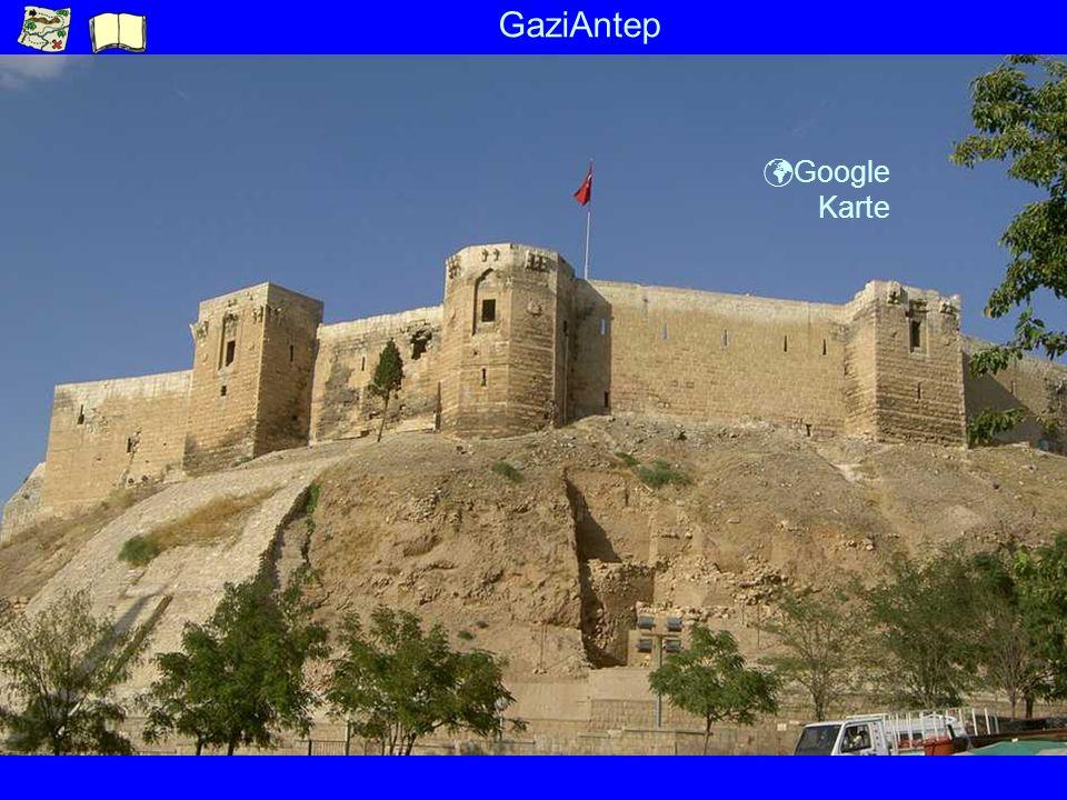 GaziAntep Google Karte