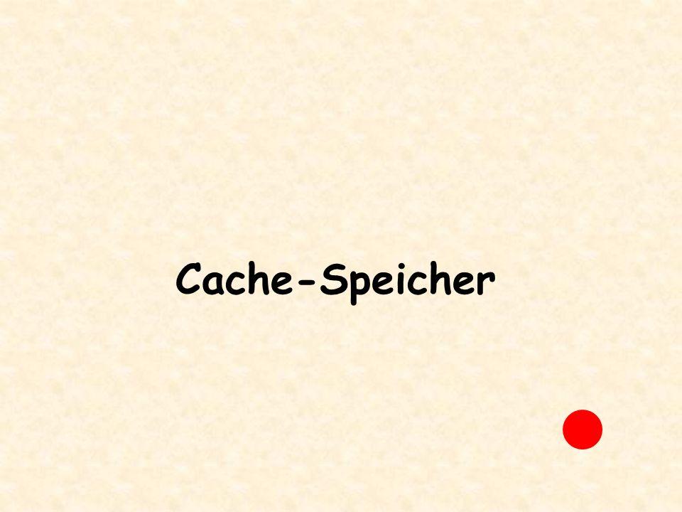 Cache-Speicher