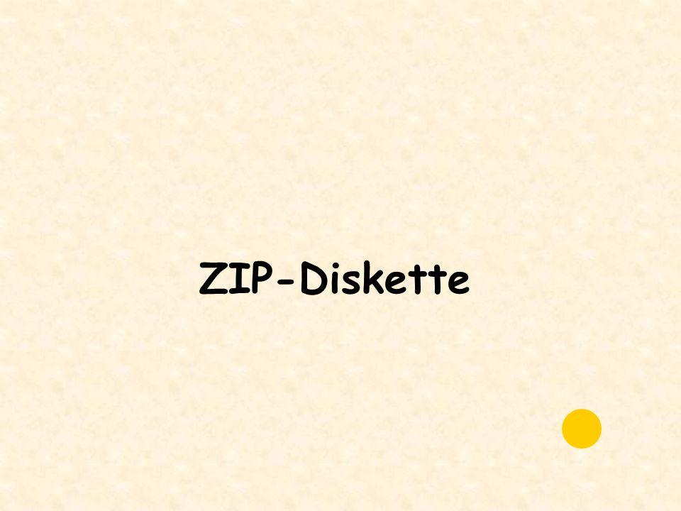 ZIP-Diskette