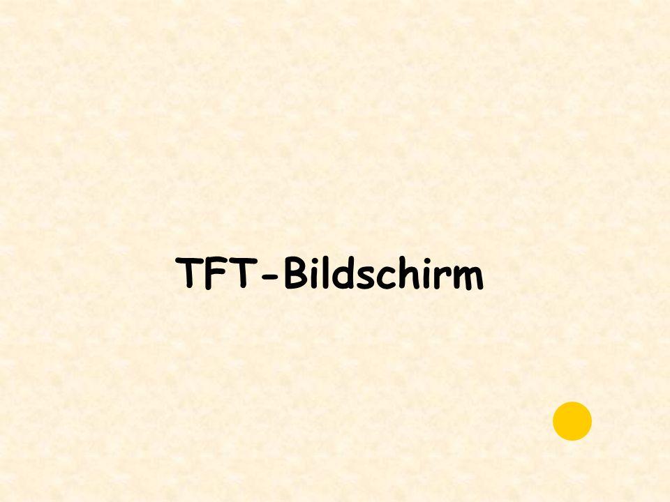 TFT-Bildschirm