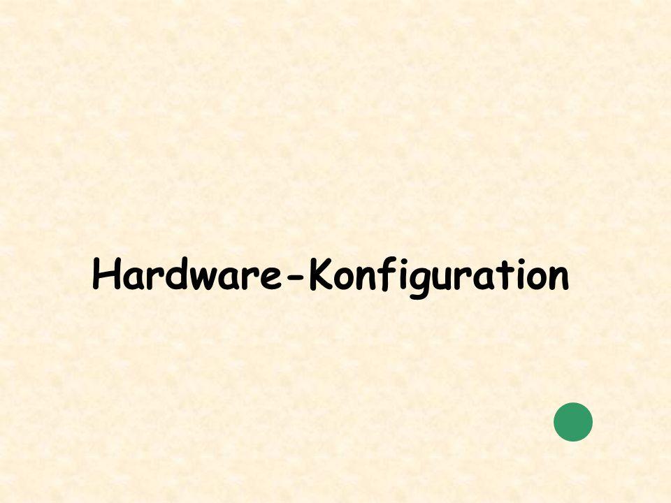 Hardware-Konfiguration