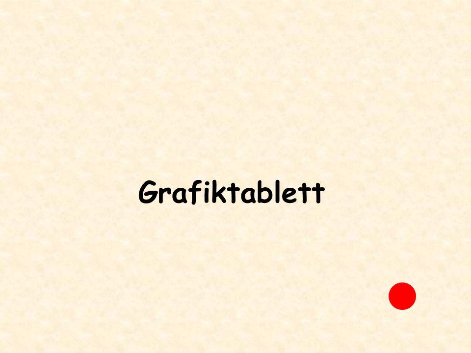 Grafiktablett