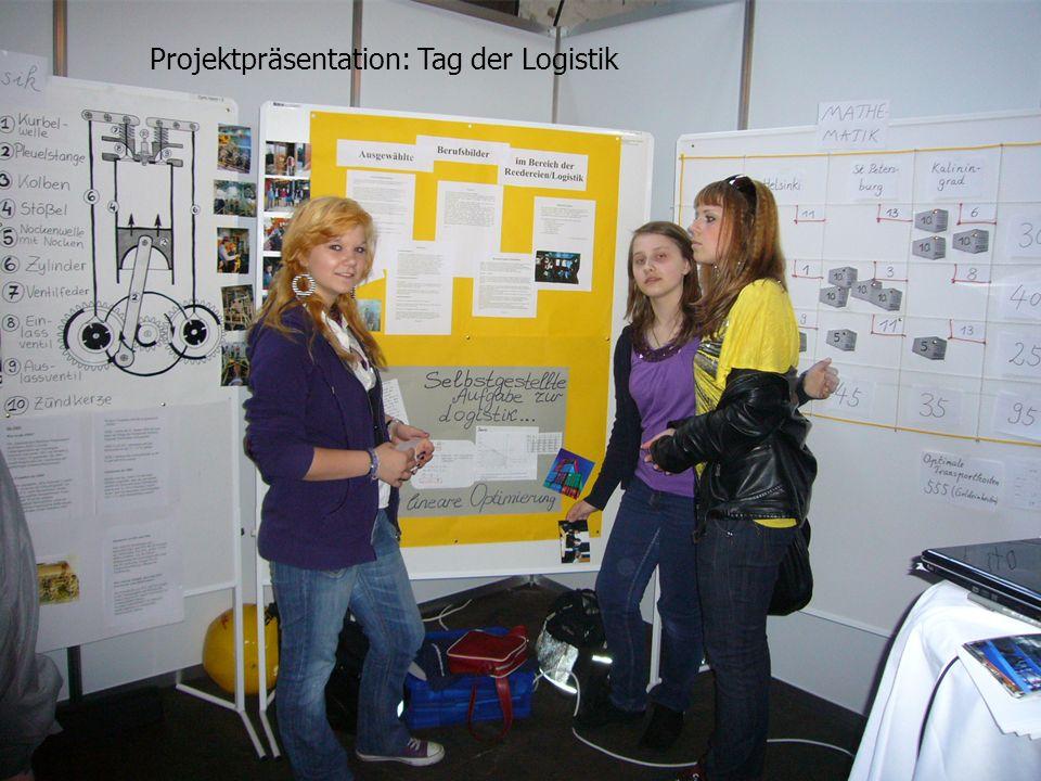 Reeder in Hamburg ein Schulprojekt zum forschenden Lernen Schiffsbesichtigung: Savannah Express, Hapag-Lloyd