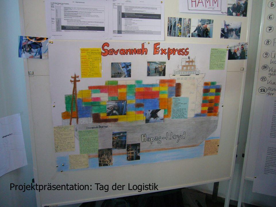 Reeder in Hamburg ein Schulprojekt zum forschenden Lernen Interview bei Peter Döhle