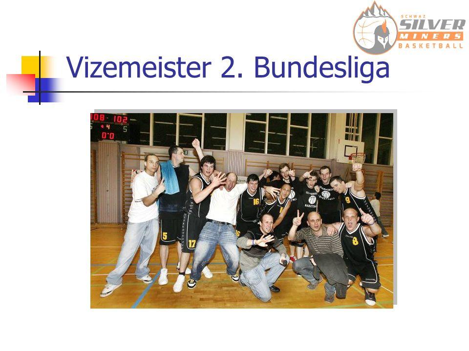 Vizemeister 2. Bundesliga