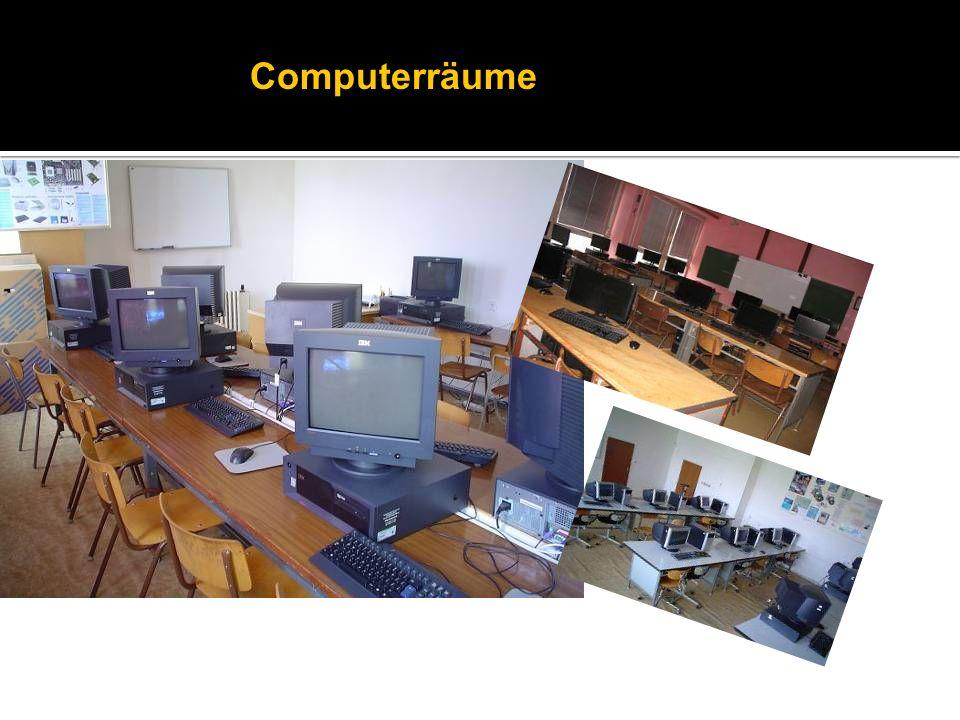 Computerräume