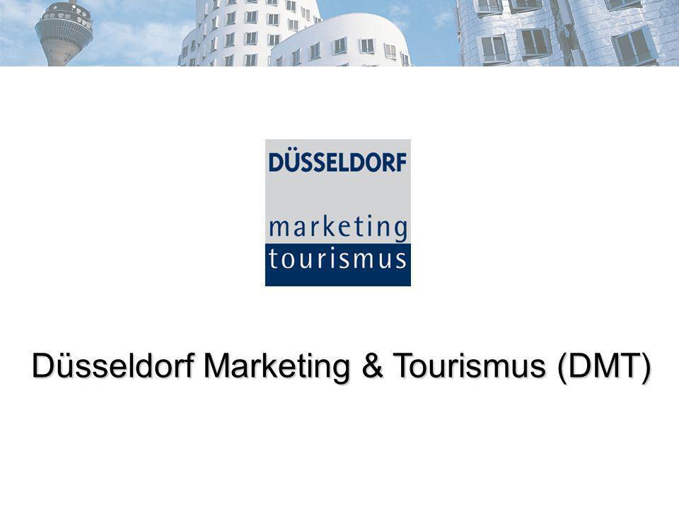 Düsseldorf Marketing & Tourismus (DMT)