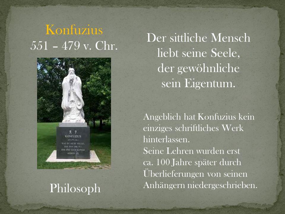 Sophokles 497/496 – 406/405 v.Chr. Dichter Wer Großes vorhat, lässt sich gerne Zeit.