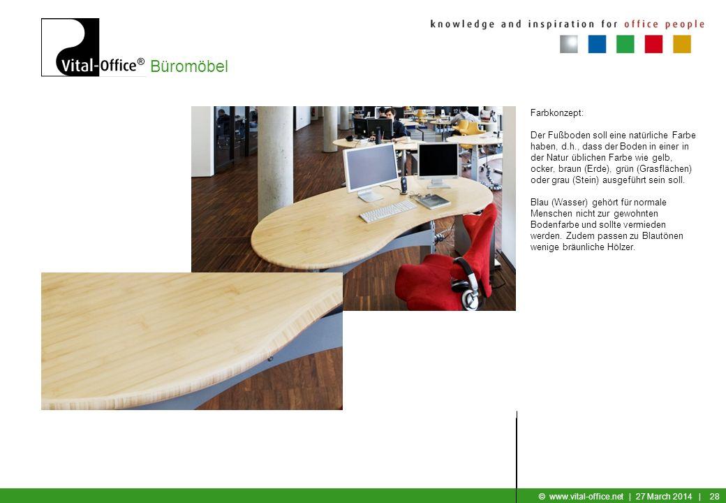 Büromöbel © www.vital-office.net | 27 March 2014 | 27 Einrichtungsbeispiel - 74 Arbeitplätze - 9 Gruppenleiter