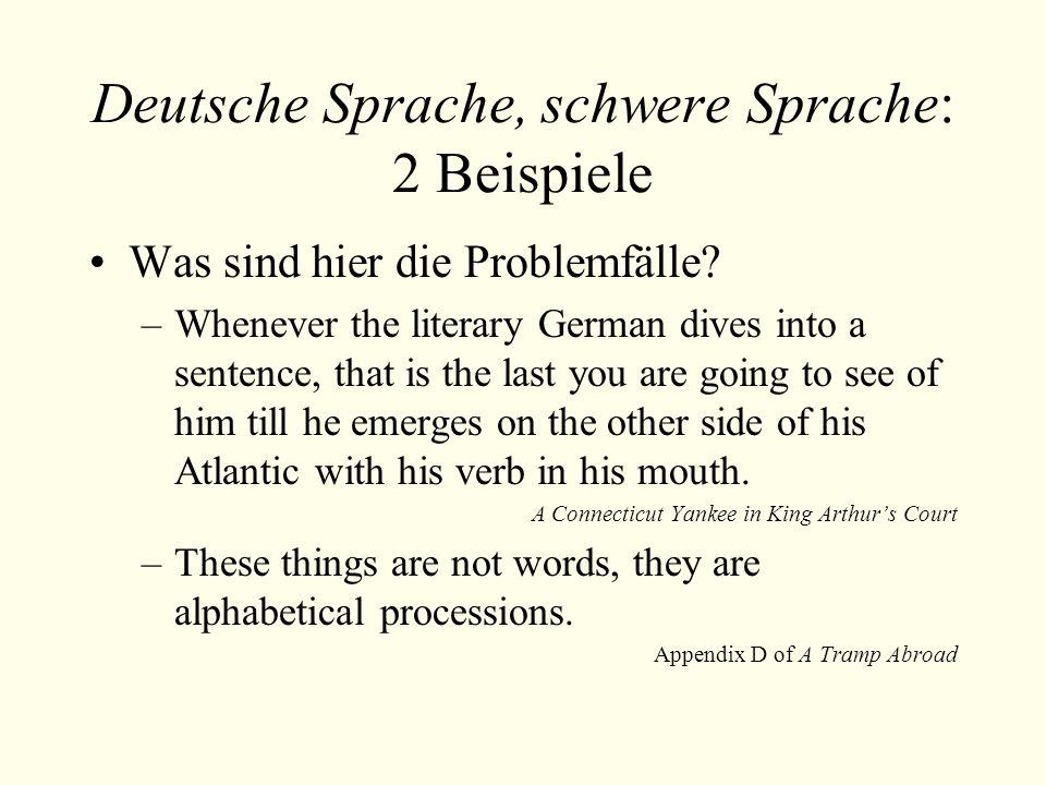 Wie? Nicht isoliert, sondern im Lernstoff integriert: Jede Grammatik hat ein Thema!