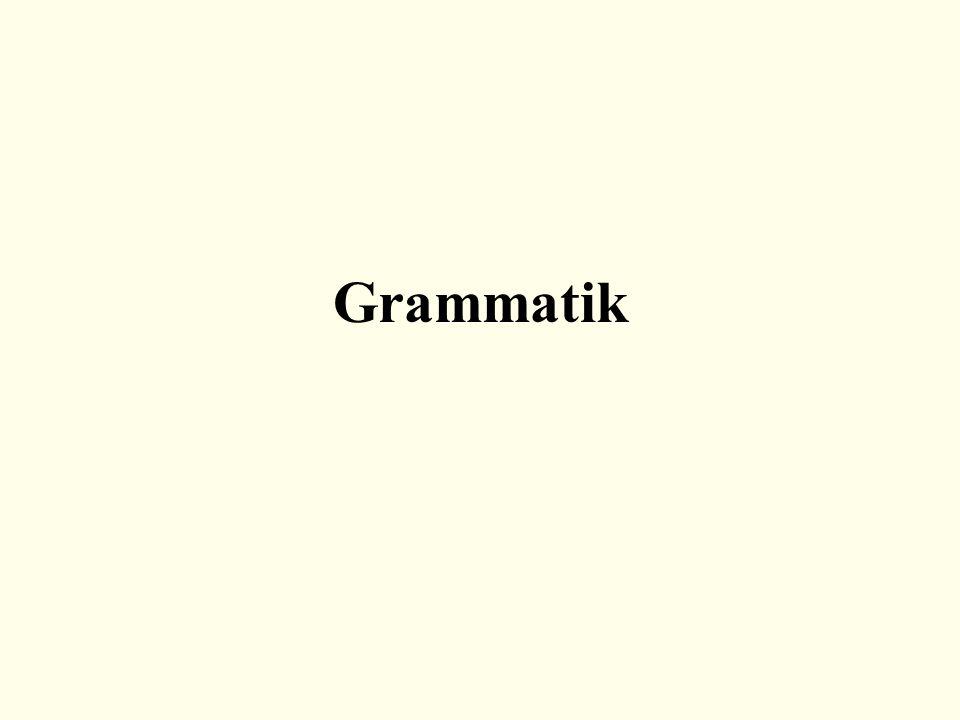 Links und Literatur zum Thema Mark Twain: –Appendix D of A Tramp Abroad, The Awful German Language Auf Englisch: http://www.crossmyt.com/hc/linghebr/awfgrmlg.html http://www.crossmyt.com/hc/linghebr/awfgrmlg.html Auf Deutsch: http://www.schneid9.de/twain.htmlhttp://www.schneid9.de/twain.html Funk, Hermann und Michael Koenig: Grammatik lehren und lernen [Fernstudieneinheit 1].