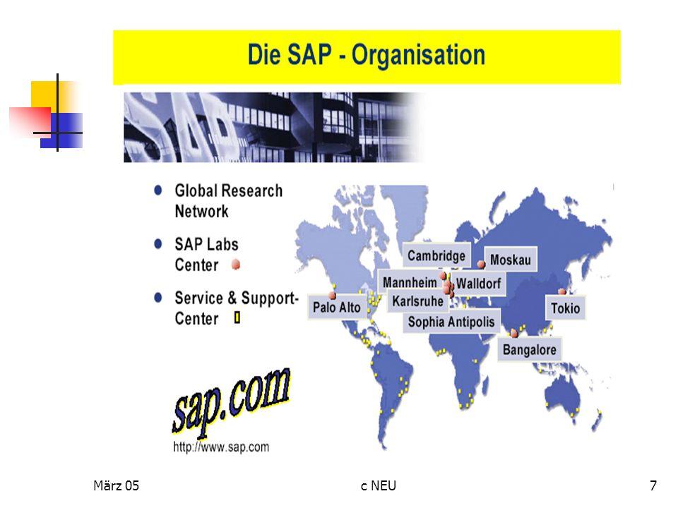 März 05c NEU8 WWW.SAP.DE Wie viele Kunden.Welche Kunden.