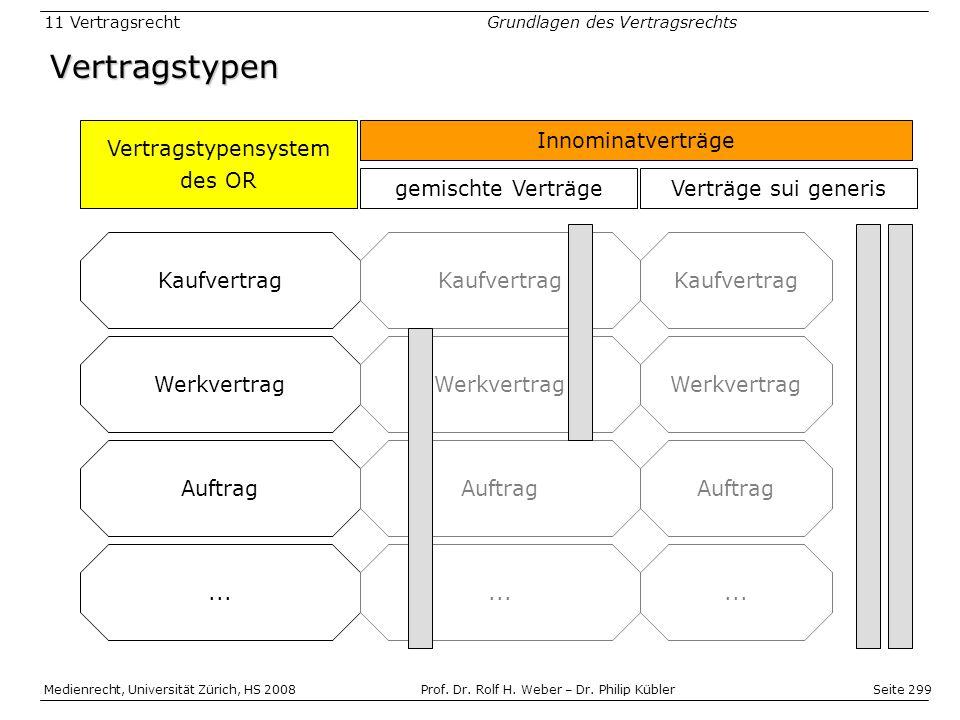 Seite 299 Medienrecht, Universität Zürich, HS 2008Prof.