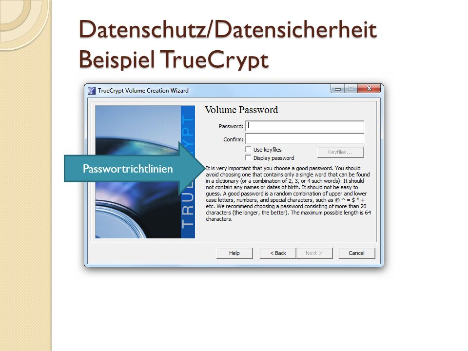 Datenschutz/Datensicherheit Beispiel CCleaner Spuren in Anwendungen