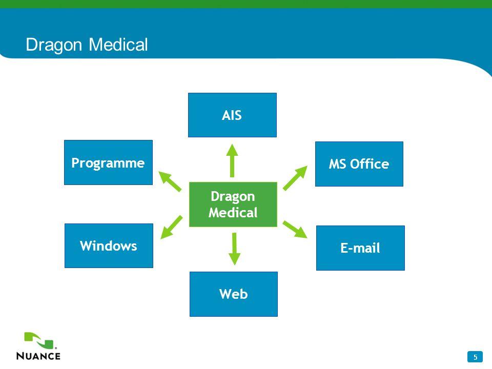 26 Server-Profile: Eigenschaften Server-Profile ermöglichen es dem Benutzer, von verschiedenen Zugriffspunkten in einem Netzwerk Dragon Medical zu nutzen.