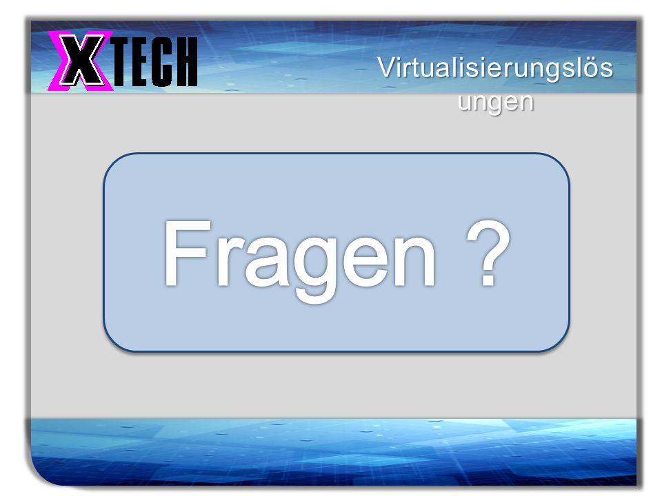 Titelmasterformat durch Klicken bearbeiten Virtualisierungslös ungen
