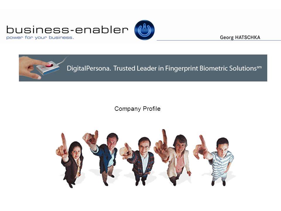 7 Weltweit Marktführer für biometrisch-basierte Sicherheitslösungen.