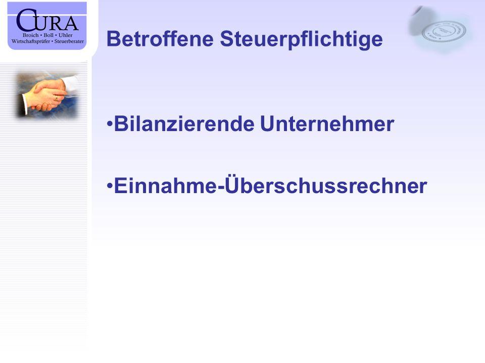 Betroffene Zeiträume Zugriffsrecht besteht – für alle Betriebsprüfungen seit dem 01.01.2002 – auf alle ab dem 01.01.2002 abschließend zu archivierende