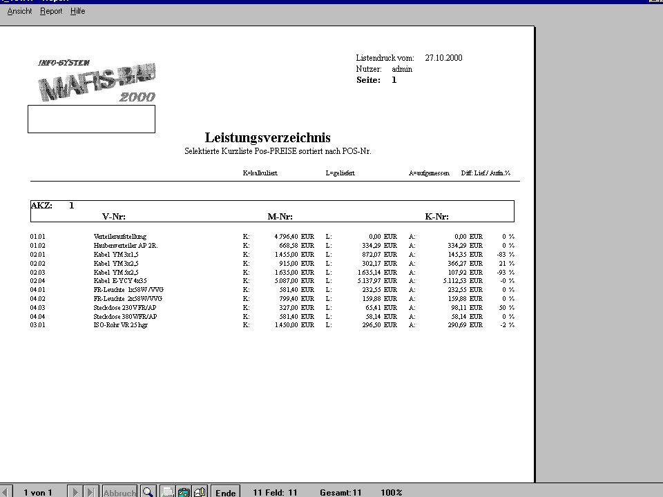Ersteller: Helbig2000-04-01/Folie / 25