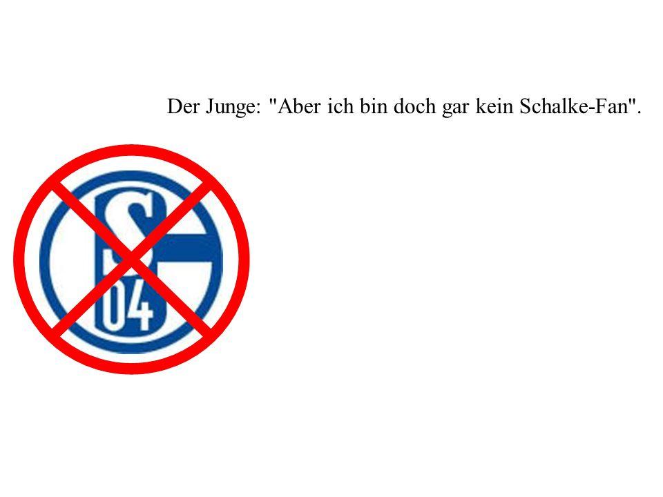 Der Journalist korrigiert seine Eingabe: Gelsenkirchener Junge rettet besten Kumpel vor Hundebiss!