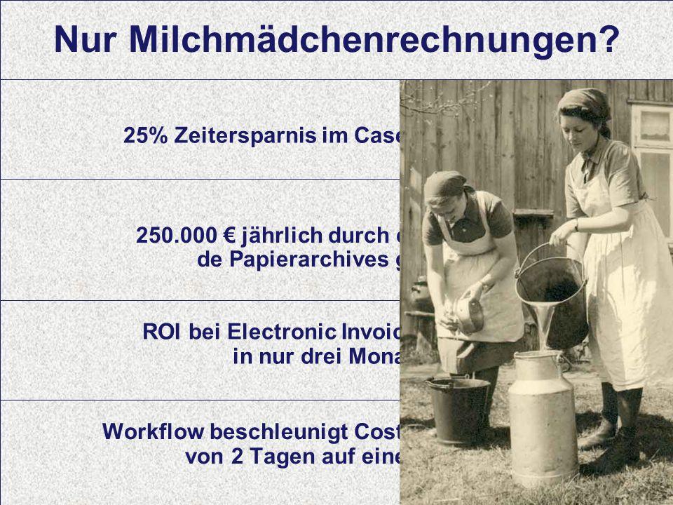 11 Computerwoche ECM Initiative Dr. Ulrich Kampffmeyer PROJECT CONSULT Unternehmensberatung Dr.